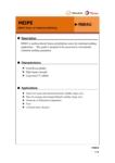 Ротационный линейный полиэтилен MDPE/ПЭСП Hanwha Total R904U