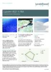 Ротационный линейный полиэтилен LLDPE/ЛПЭНП LyondellBasell 4021 K RM
