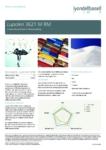Ротационный линейный полиэтилен LLDPE/ЛПЭНП LyondellBasell 3621 M RM