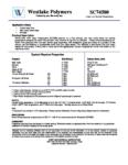 Линейный полиэтилен высокого давления LLDPE/ЛПЭНП  Westlake Polymers SC74580