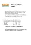 Полиэтилентерефталат ПЭТФ/PET Zhejiang Wankai New Materials WK-801