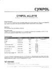 Металлоценовый полиэтилен высокого давления линейный MLLDPE/МЛПЭНП Vinmar Cynpol mLL0118