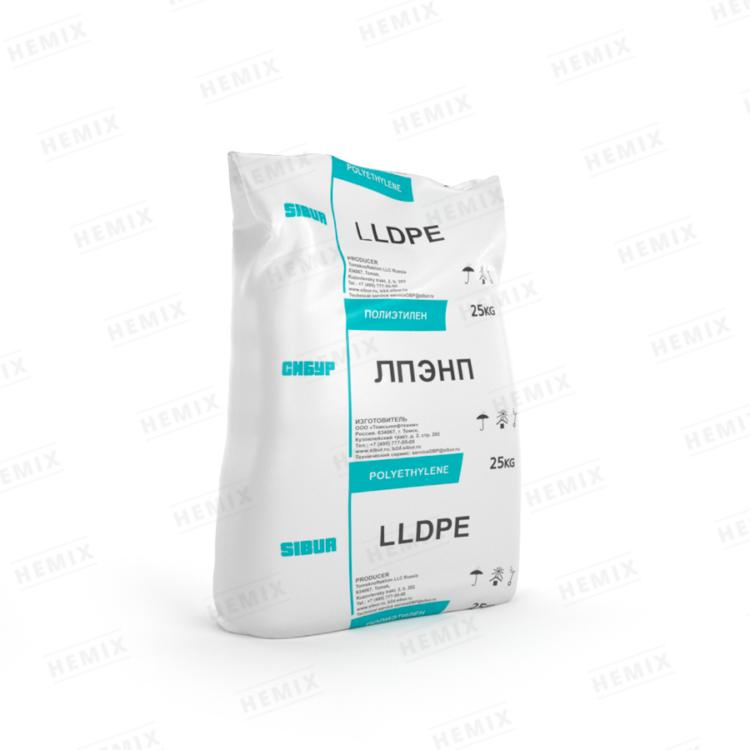 Линейный полиэтилен высокого давления LLDPE/ЛПЭНП  Сибур LL09200 NH