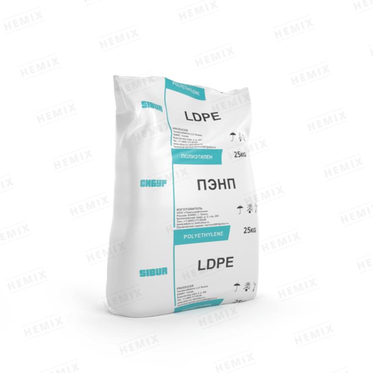 Полиэтилен высокого давления низкой плотности LDPE/ПВД Сибур PE LD20220 FE